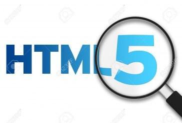معرفی  html 5
