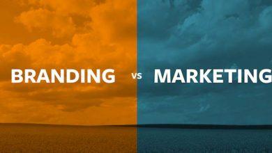 برندسازی یا بازاریابی