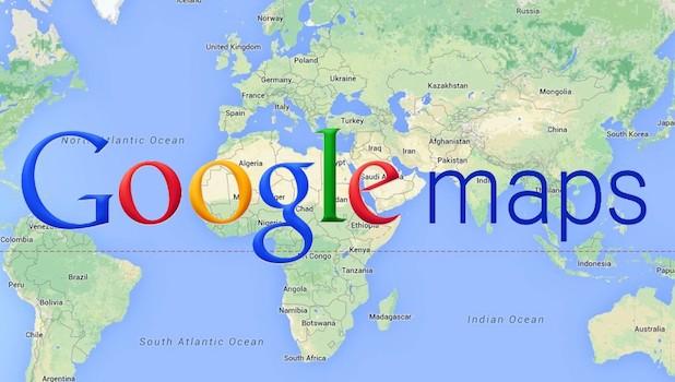 ثبت مکان در نقشه گوگل