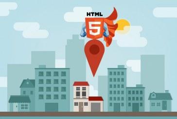 موقعیت جغرافیایی HTML5