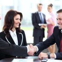 فروش حرفهای و جلب اعتماد