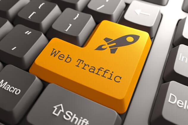 نه روش رایگان برای افزایش ترافیک سایت