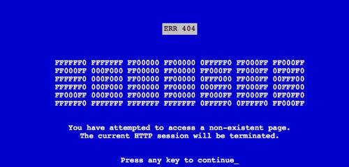 خطای 404 وردپرس