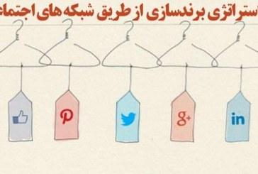 ۹ استراتژی برندسازی از طریق شبکه های اجتماعی