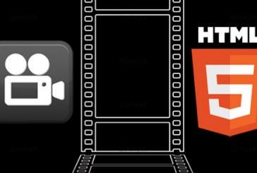 پخش ویدئو در  html