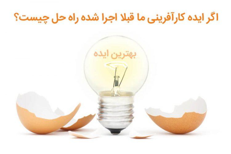 ایده کارآفرینی