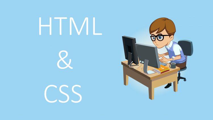 طراحی ظاهر html با css