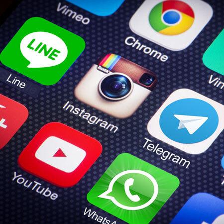فروشگاه آنلاین در شبکههای اجتماعی