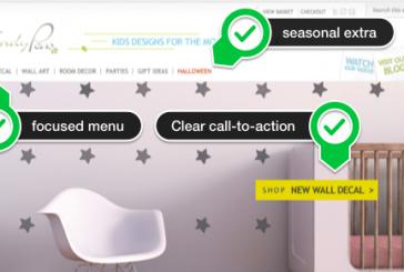 بهینه سازی صفحه اصلی سایت