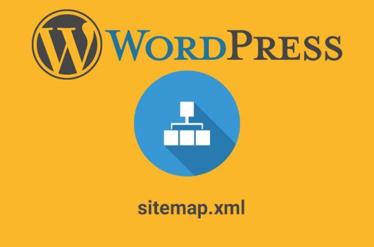 نقشه سایت وردپرس