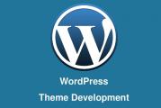 توسعه قالب های وردپرس